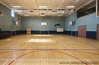 Sportshall Hartstown Community School