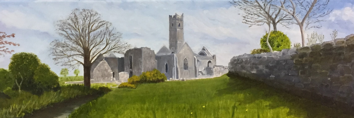 Art courses for adults in Dublin, Cork, Limerick, Kildare, Louth, Meath, Westmeath and Wexford