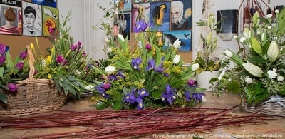 Flower Arranging courses for adults