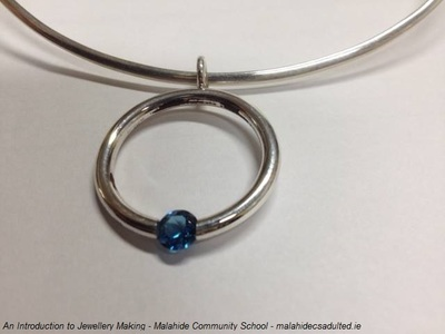 Jewellery Making Course, Malahide Community School