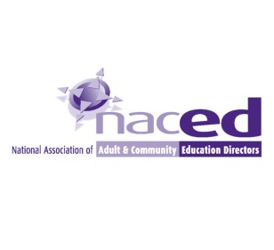 NACED logo