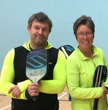 Debbie Brown Pickleball course instructor