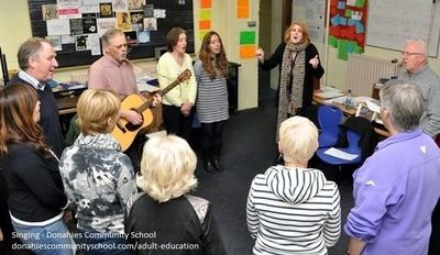 Singing course for adults