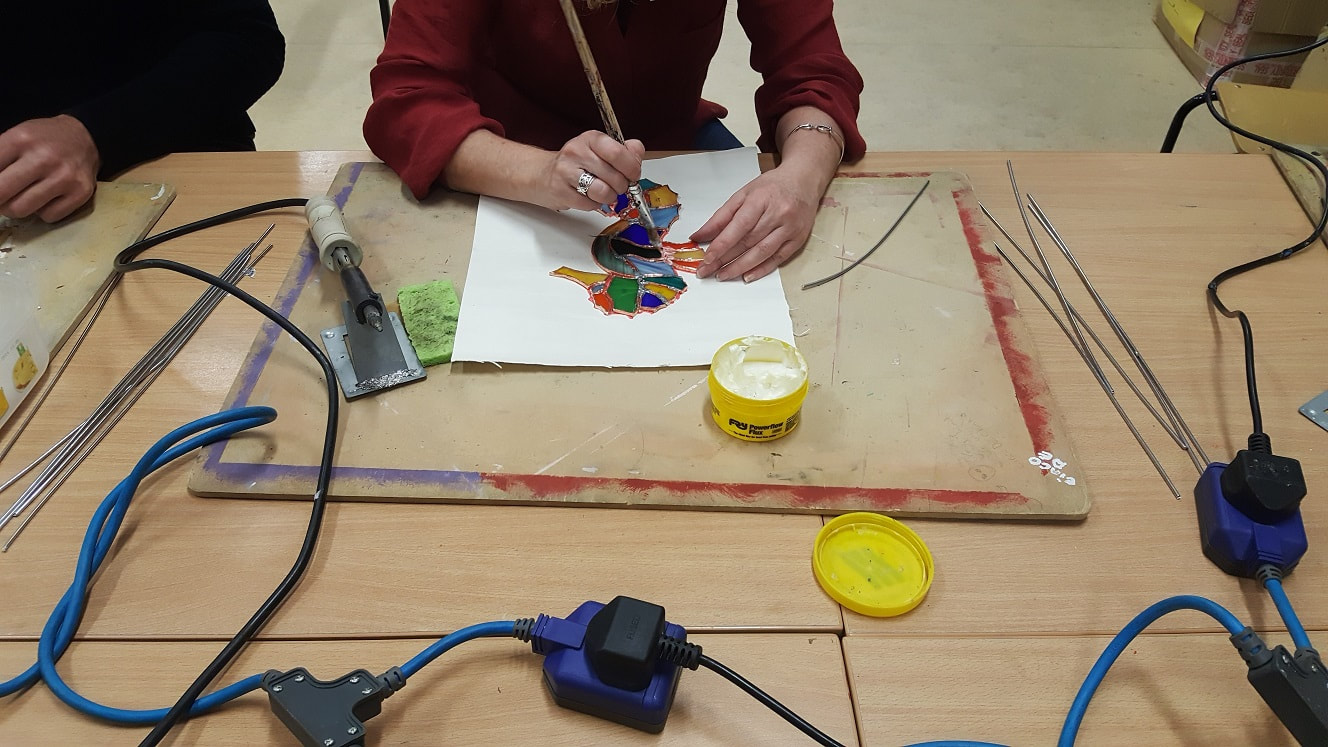 Stained Glass courses, Cork